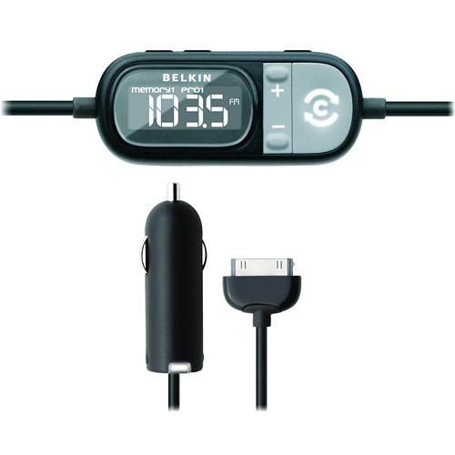 Belkin Fm Transmitter Iphone