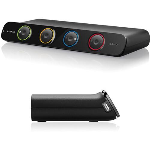 Belkin 2-Port SOHO Dual-Link DVI KVM Switch