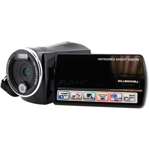Bell & Howell DNV900HD HD Camcorder