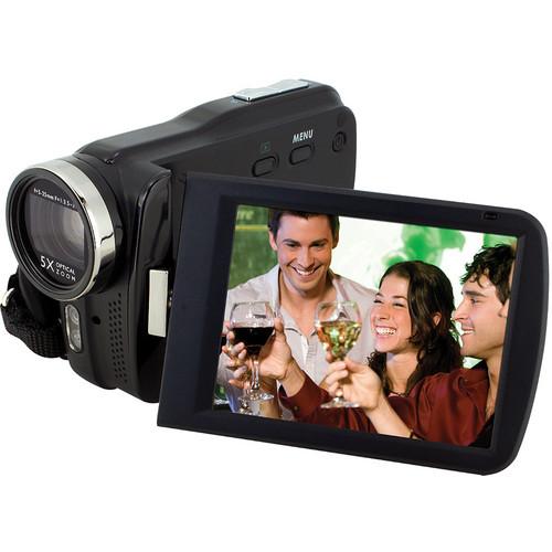 Bell & Howell DV5HDZ High Definition 1080p Slim Camcorder