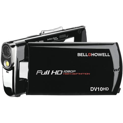 Bell & Howell Slice DV10HD Full HD Digital Camcorder