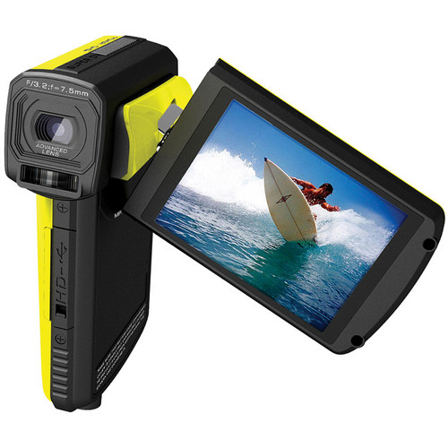 Bell & Howell WV10HD Waterproof Camcorder