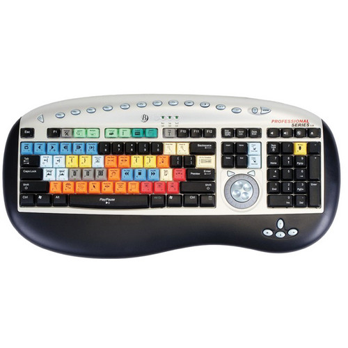 Bella Professional Series 3.0 Keyboard for Adobe Premiere Pro CS6
