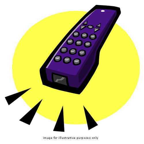 BenQ 5F.26J1K.001 Replacement Remote Control