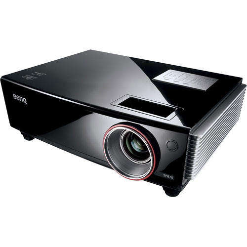 BenQ SP870 DLP Multi-Media Projector