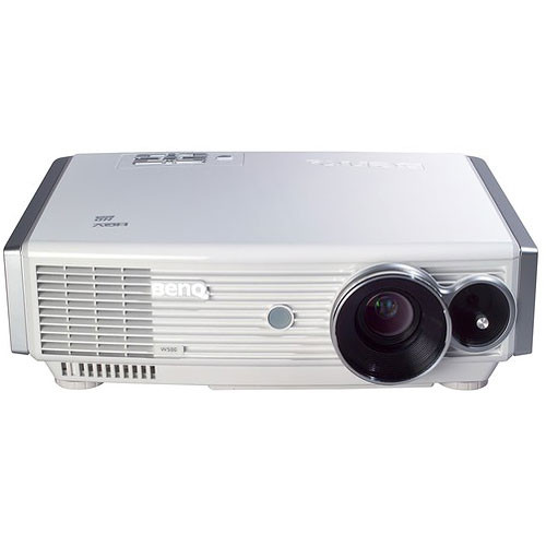 BenQ W500 LCD Home-Theater Projector