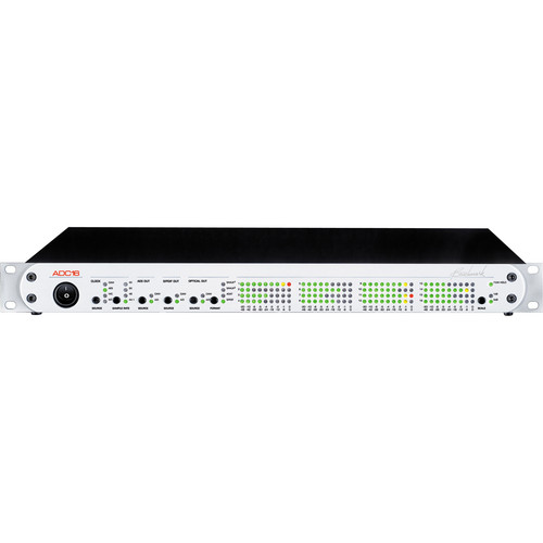 Benchmark ADC16 - Analog to Digital Converter (FireWire)