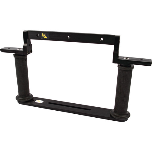 Beneath the Surface Dual Handle Tray Pkg TBD11/2625 Risers (Black)