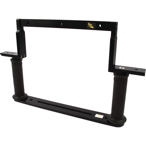 Beneath the Surface Dual Handle Tray Pkg TBD12600/4050 Risers (Black)