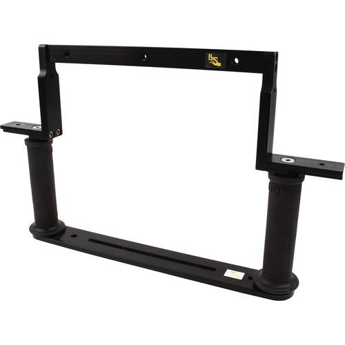 Beneath the Surface Dual Handle Tray Pkg TBD12600/4050 Risers (Black)
