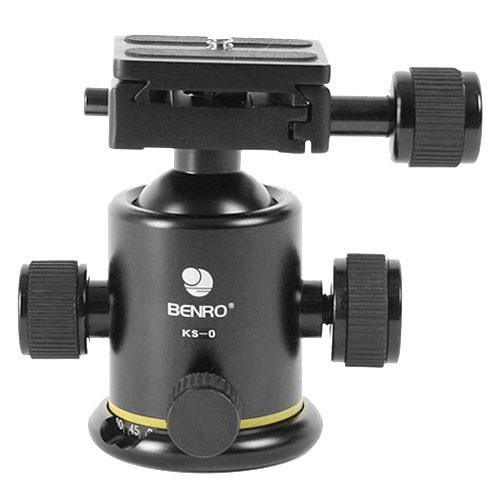 Benro KS-0 Ballhead with Quick Release
