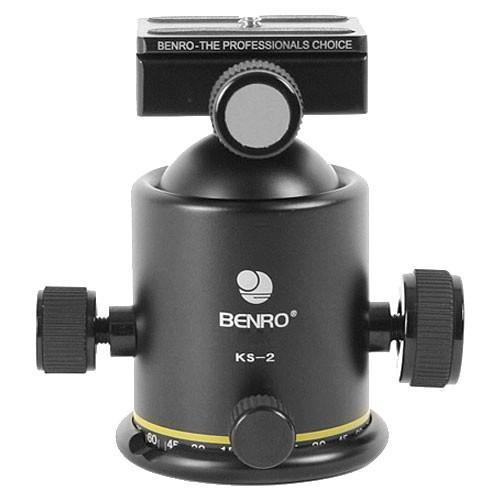 Benro KS-2 Ballhead with Quick Release