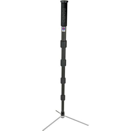 Benro MC-98M8 8X Carbon Fiber 5-Section Monopod