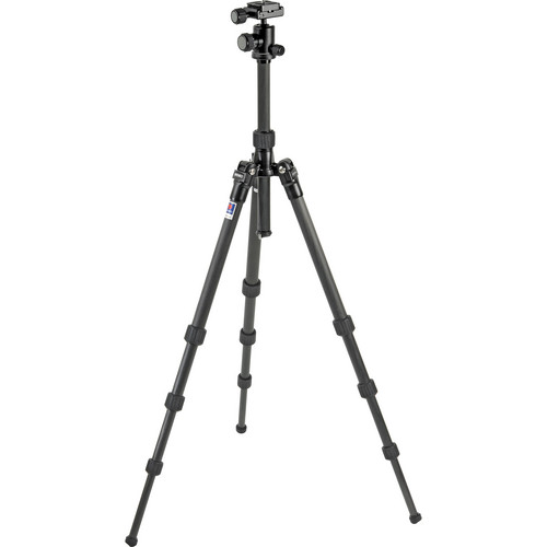 Benro C-068M8 Travel Angel Carbon Fiber Tripod with B-00 Ballhead