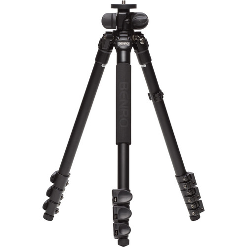 Benro Versatile A1980F 4-Section Aluminum Tripod
