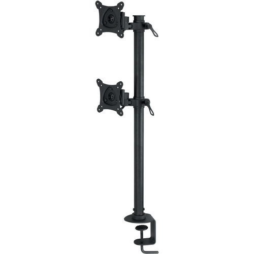 "Bentley Vertical Dual Monitor Stand (13-24"")"