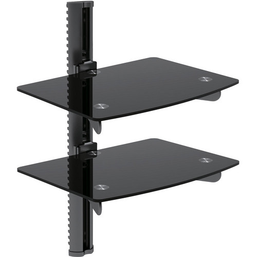 Bentley Two Shelf A/V Management System