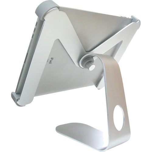 Bentley Portable Desktop Stand for iPad 1st, 2nd, 3rd, and 4th Generation (Silver)