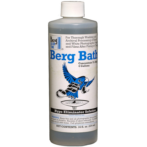 Berg Bath Hypo & Toning Solution Eliminator