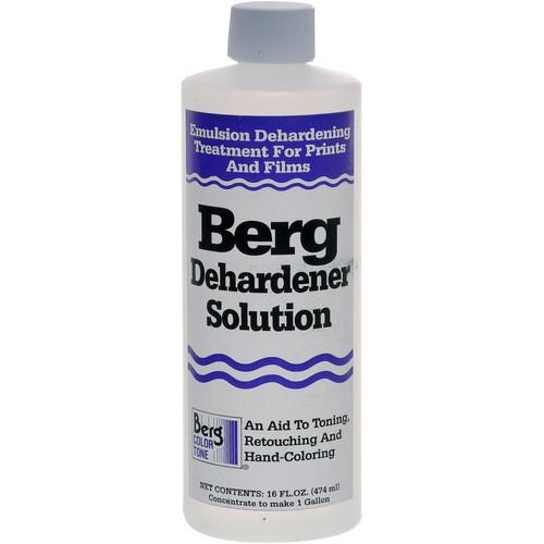 Berg Dehardener Solution - Makes 1 Gallon
