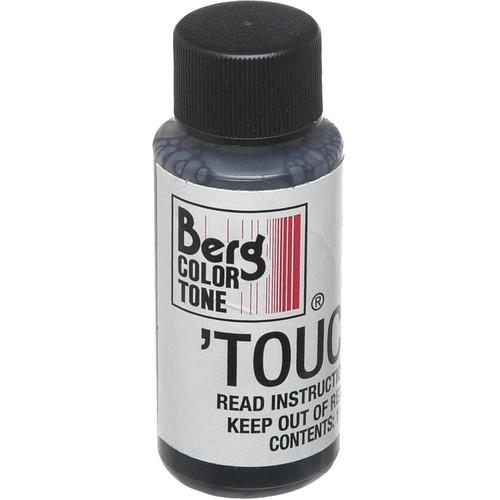 Berg Touchrite Retouch Dye for Black & White Prints - Black/1 Oz.