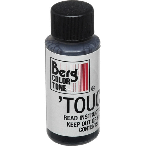 Berg Touchrite Retouch Dye for Black & White Prints - Gray/1 Oz.