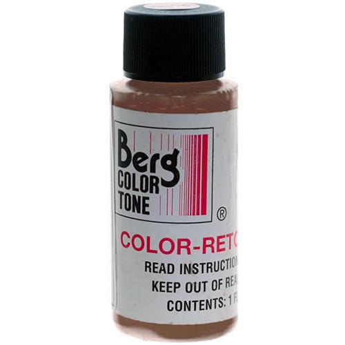 Berg Retouch Dye for Color Prints - Orange/Brown