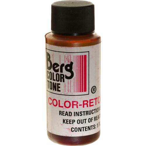 Berg Retouch Dye for Color Prints - Orange/1 Oz.