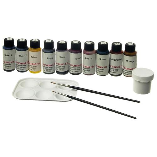 Berg Retouching Kit for Color Prints - 10 Colors