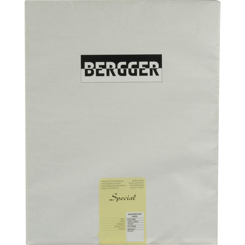 "Bergger 100% Cotton Uncoated Paper - 16x20"" (25 Sheets)"