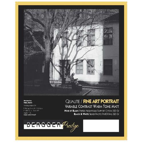 """Bergger Fine-Art PORTRAIT VC (11 x 14"""") - 10 Sheets"""