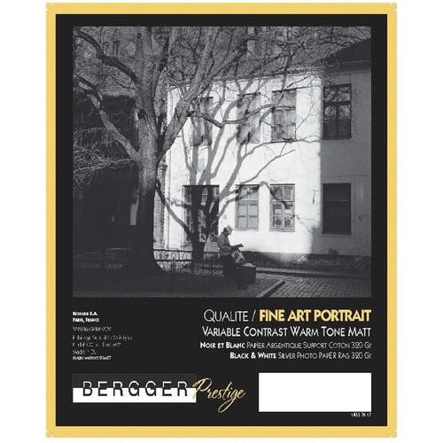 """Bergger Fine-Art PORTRAIT VC (8 x 10"""") - 10 Sheets"""