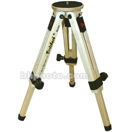 Berlebach 50031 Wood Tabletop Tripod Legs