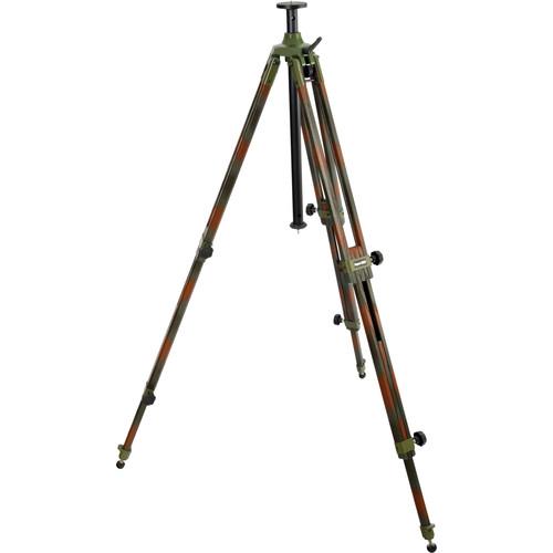 Berlebach 8023C Wood Tripod Legs with Center Column (Camouflage)