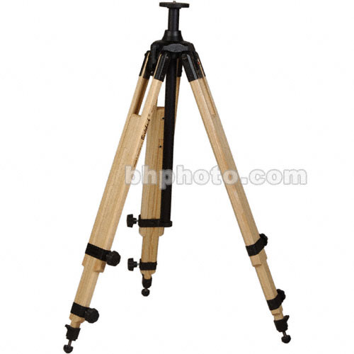 Berlebach 8023 Wood Tripod Legs with Center Column