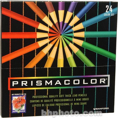 Berol Prismacolor Art Retouching Pencil Set