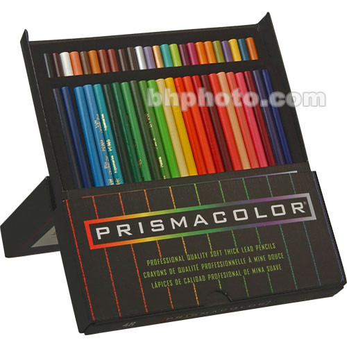 Berol Prismacolor Art Retouching Pencil Set