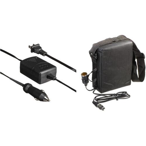 Bescor BES-015XLRA Shoulder Pack Lead-Acid Battery
