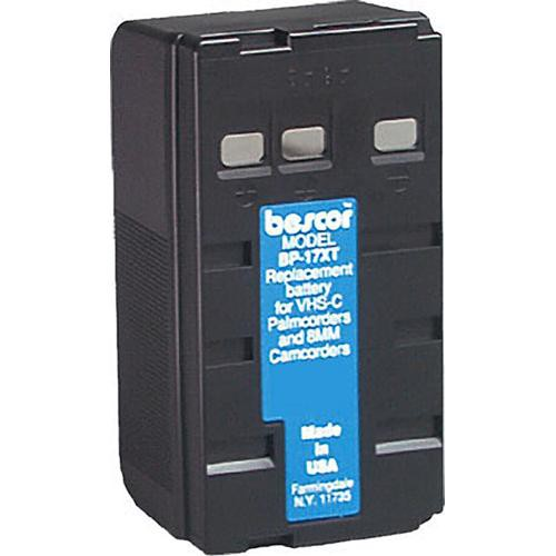 Bescor BP-16NMH Nickel Metal Hydride Battery Pack - 6v, 2000mAh