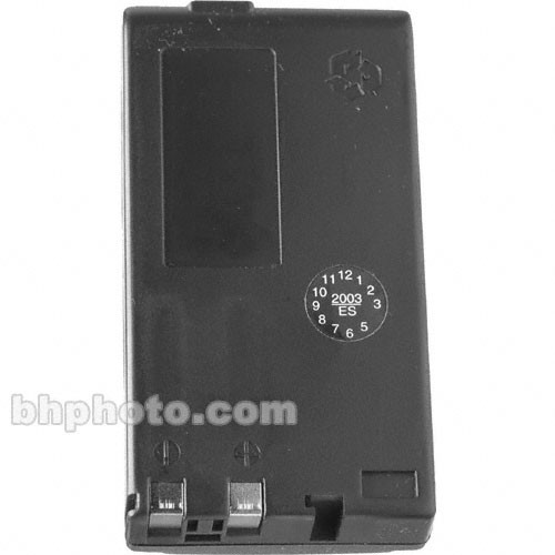 Bescor BP-75NMH NiMH Battery Pack (6v, 2000mAh)