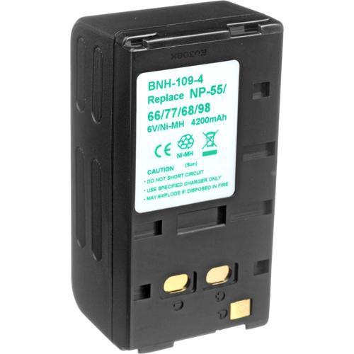 Bescor BP-77NMH NiMH Battery Pack - 6v, 4000mAh