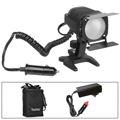Bescor KLK-50XT Light and Battery Kit