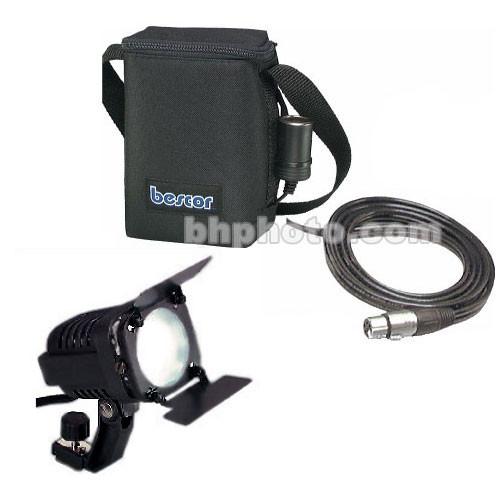 Bescor KLK-65HATM Light and Battery Kit