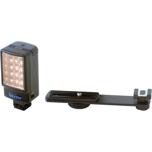 Bescor LED-25 25W LED On-Camera Light
