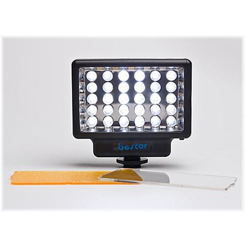 Bescor LED-35 LED On Camera Light