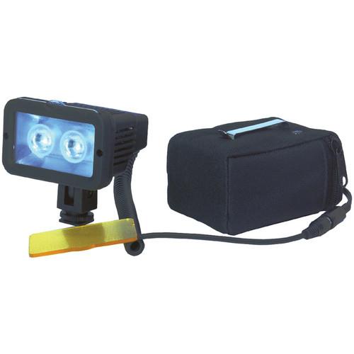 Bescor LED-60K 60W LED Compact Light & Battery Kit