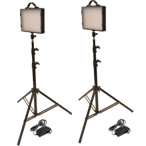 Bescor LED-200K Twin 300W Kit