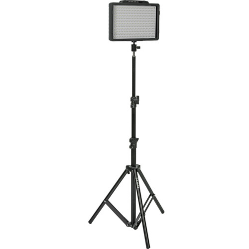 Bescor LED-200S 1 Light Kit with Universal Adapter