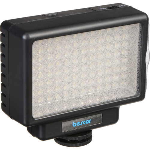 Bescor LED-70 Dimmable 70W Video & DSLR Light
