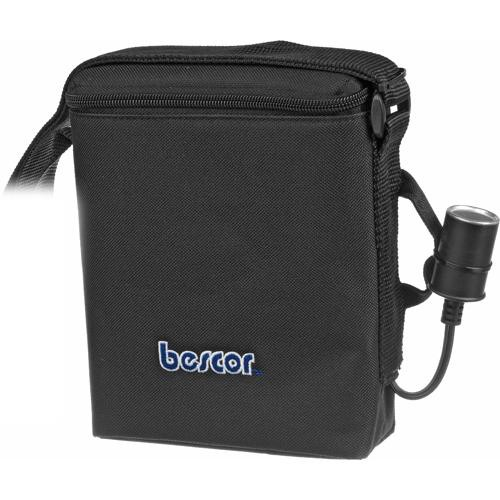 Bescor MM-12ATM Starved Electrolyte Battery, with Automatic Charger